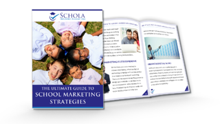 ULTIMATE GUIDE TO SCHOOL MARKETING EBOOK